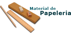 Material de Papelería